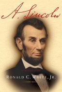 A. Lincoln Pdf/ePub eBook