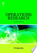 Operations Research 4th Edition