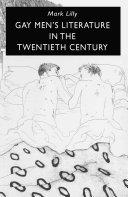 Gay Men's Literature in the Twentieth Century [Pdf/ePub] eBook
