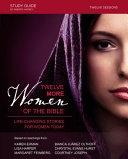 Twelve More Women of the Bible Book