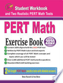 Pert Math Exercise Book