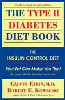 The Type II Diabetes Diet Book Book