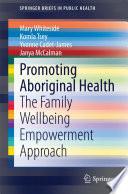 Promoting Aboriginal Health