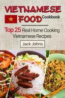 Vietnamese Food Cookbook Book