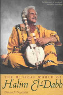 Pdf The Musical World of Halim El-Dabh