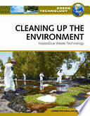 Cleaning Up the Environment Book