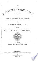 The Rochester Directory