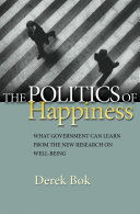 The Politics of Happiness