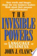 The Invisible Powers Pdf/ePub eBook