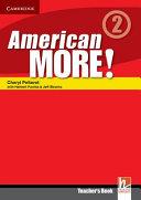 American More  Level 2 Teacher s Book
