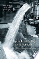 Hydraulic Modelling  An Introduction