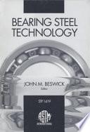 Bearing Steel Technology Book PDF