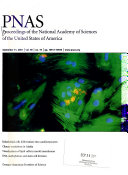 Proceedings of the National Academy of Sciences of the United States of America
