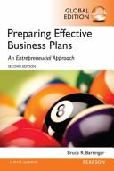 Thumbnail Preparing effective business plans