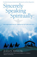 Sincerely Speaking Spiritually Pdf/ePub eBook