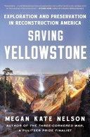 Saving Yellowstone