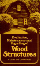 Pdf Evaluation, Maintenance and Upgrading of Wood Structures Telecharger