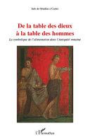 De la table des dieux à la table des hommes [Pdf/ePub] eBook