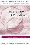 Time, Space and Phantasy