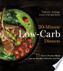 30 Minute Low Carb Dinners