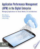 Application Performance Management  APM  in the Digital Enterprise