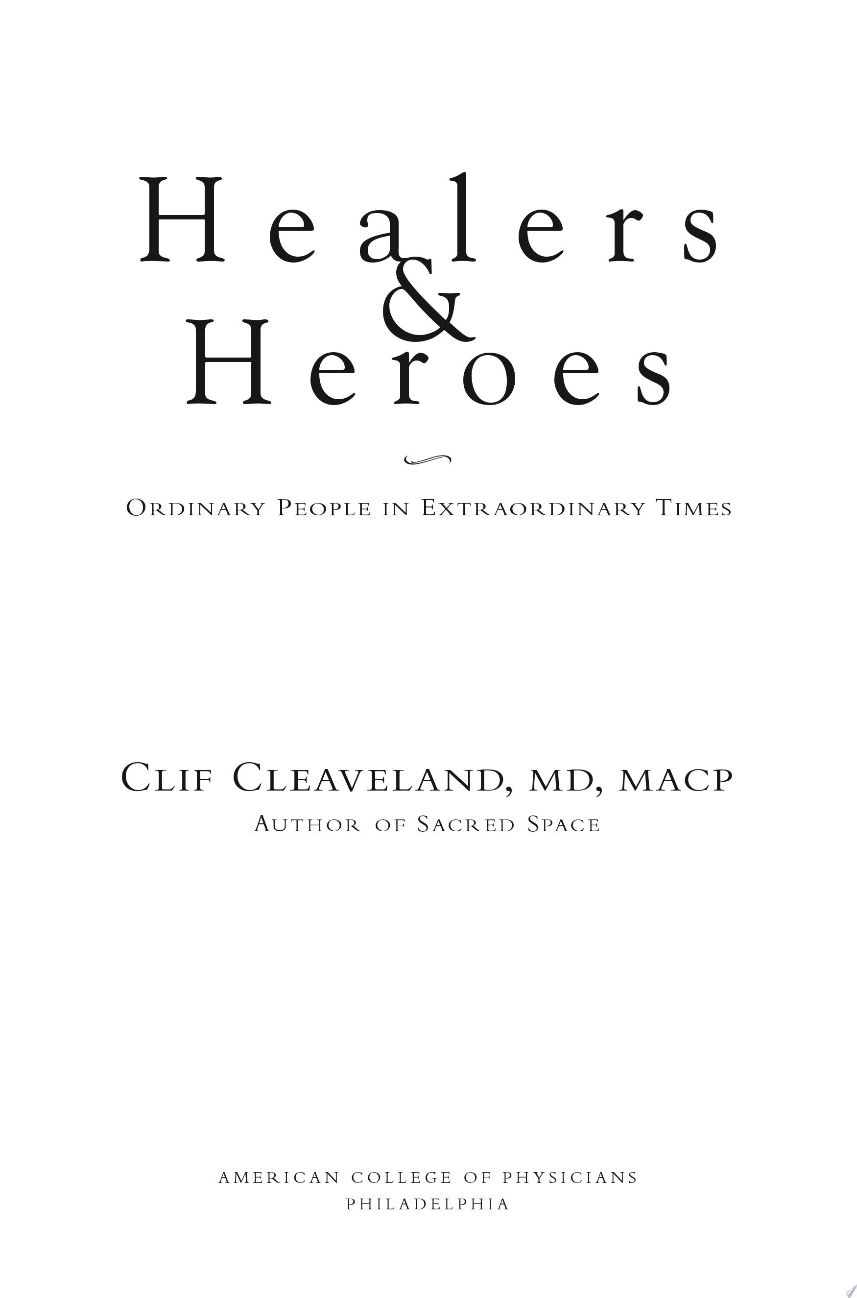 Healers   Heroes