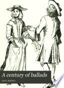 A Century of Ballads Book