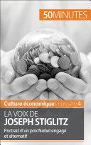 La voix de Joseph Stiglitz Pdf/ePub eBook
