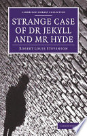 Download Strange Case of Dr Jekyll and Mr Hyde Book
