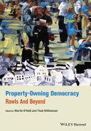 Property Owning Democracy
