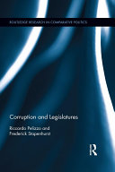 Corruption and Legislatures
