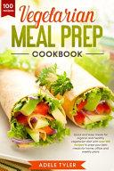 Vegetarian Meal Prep Cookbook