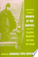 Nineteenth century Women at the Movies