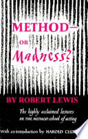 Method--or Madness?