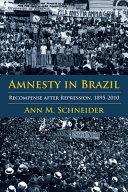 Amnesty in Brazil