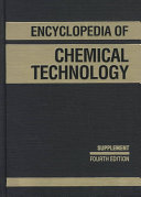 Encyclopedia of Chemical Technology   Supplement