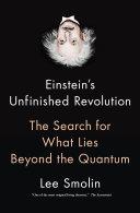 Einstein's Unfinished Revolution Pdf/ePub eBook