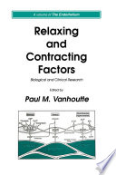 Relaxing And Contracting Factors Book PDF