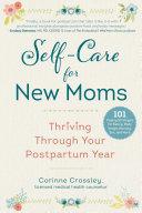 Self-Care for New Moms Pdf/ePub eBook