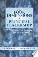 The Four Dimensions of Principal Leadership