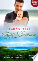 Baby S First Aussie Christmas 3 Book Box Set