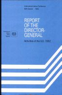 Report of the Director General