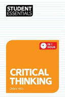 Student Essentials  Critical Thinking