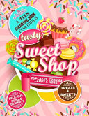 Teen Coloring Book For Girls   Sweets And Treats   Delicious Doodle Desserts