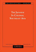 The Japanese in Colonial Southeast Asia