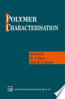 Polymer Characterisation Book PDF