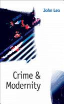 Crime and Modernity