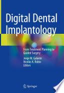 Digital Dental Implantology Book