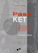 Pass Ket Teacher's Book + CD