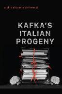 Kafka's Italian Progeny Book